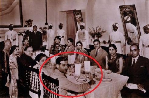 raja Syed Mohammed Saadat Al Khan