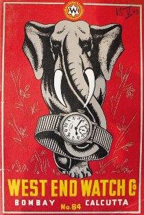 West elephant