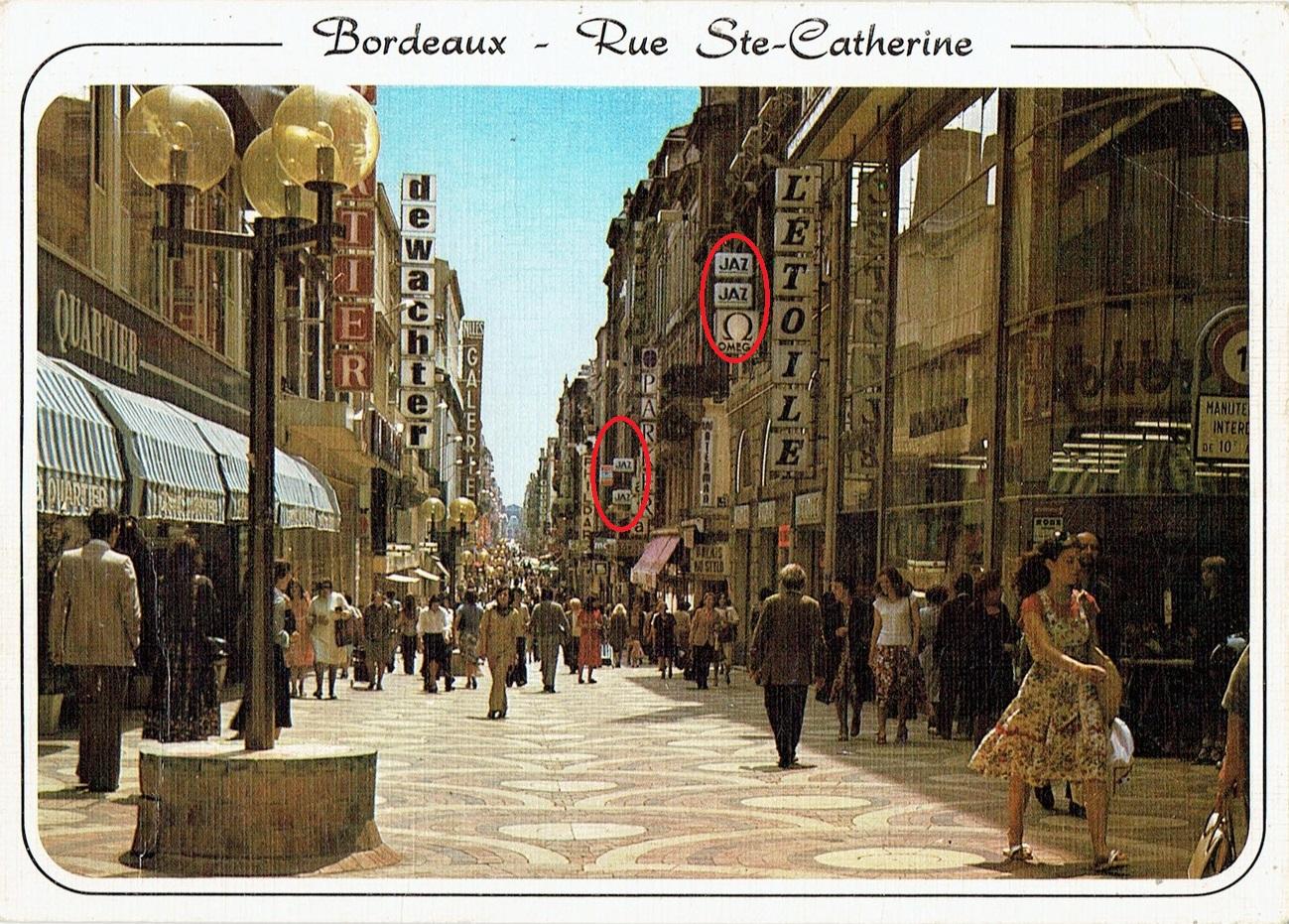 Bordeaux Sainte Catherine