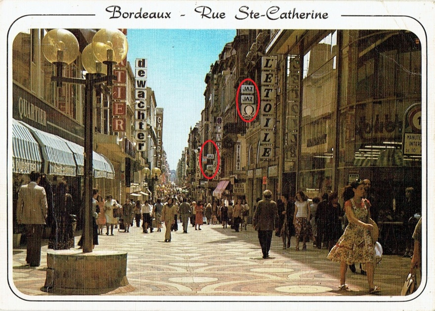 Bordeaux Sainte Catherine