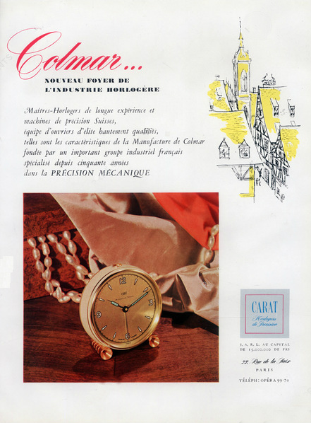 Carat 1950 colmar