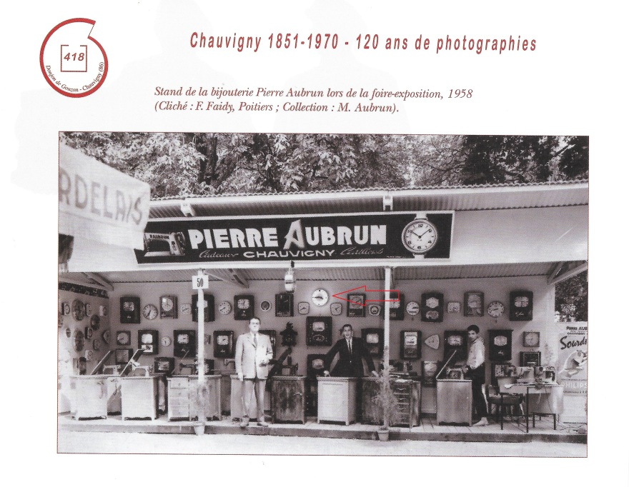 Chauvigny Foire 600pp
