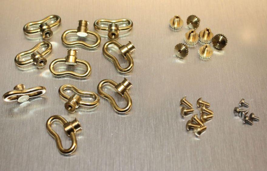 clefs VS472 vis de platine
