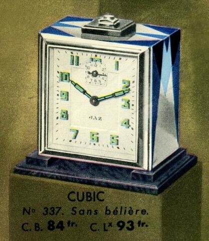 CUBIC n°337catalogue 1934-35 page 4