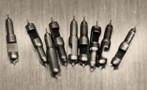 DV 94 axe de balancier calibre DV
