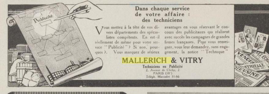 Mallerich & Vitry vendre 1925.PNG2