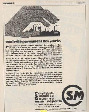 Mallerich & Vitry1929 usines