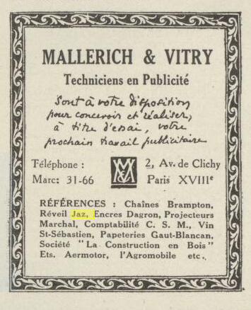 vendre Janvier 1926 page 113