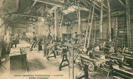 atelier courroies