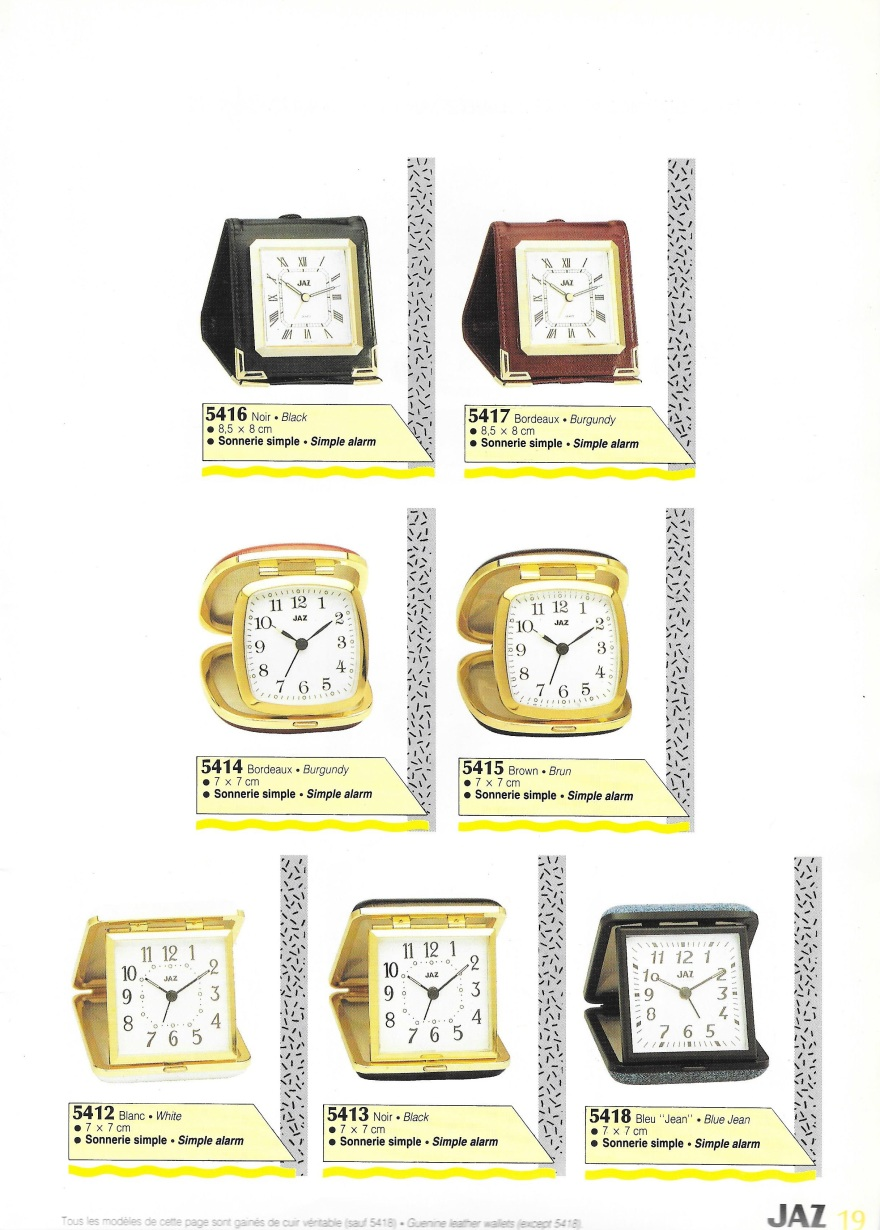 catalogue 1988 1989 page 19