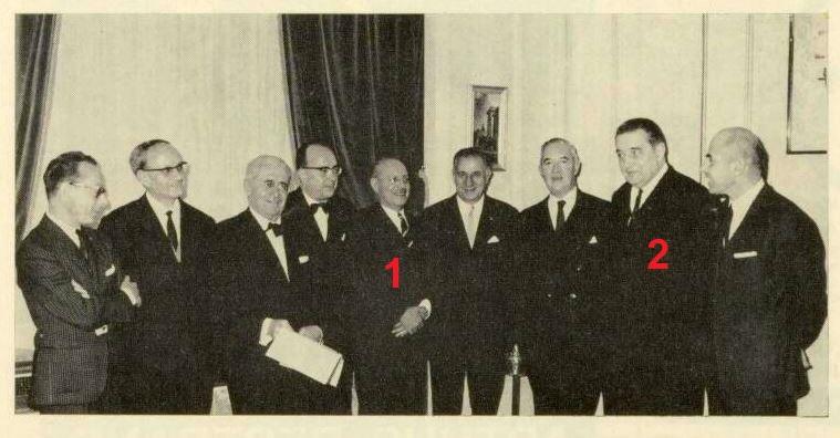 Marcel Bleustein - Blanchet et Paul Nicolas 1966