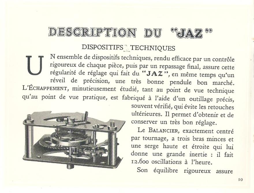 Prospectus 1923 page 10