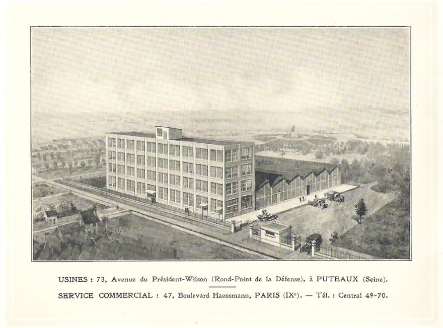 Prospectus 1923 page 2
