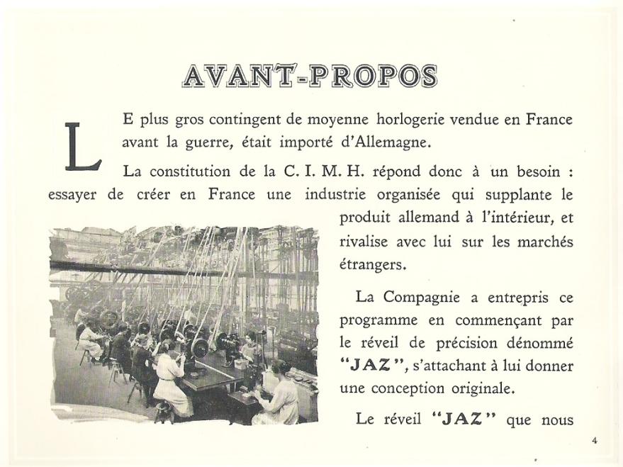 Prospectus 1923 page 4