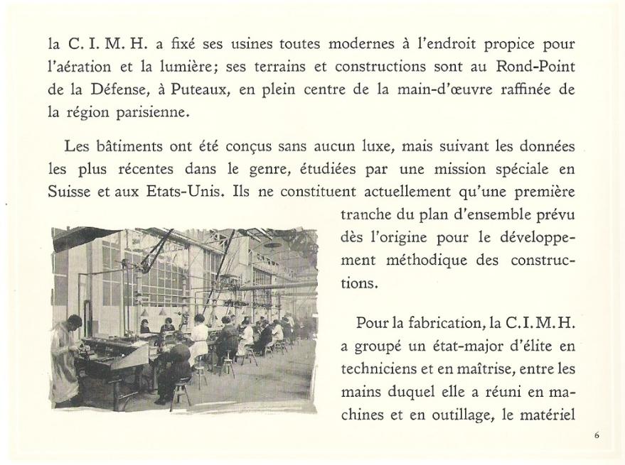 Prospectus 1923 page 6