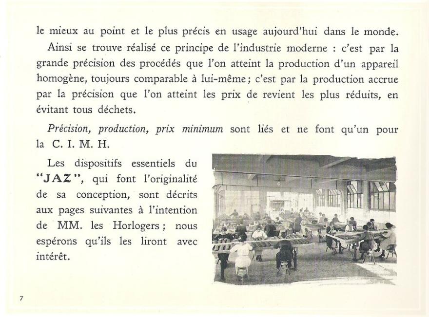 Prospectus 1923 page 7