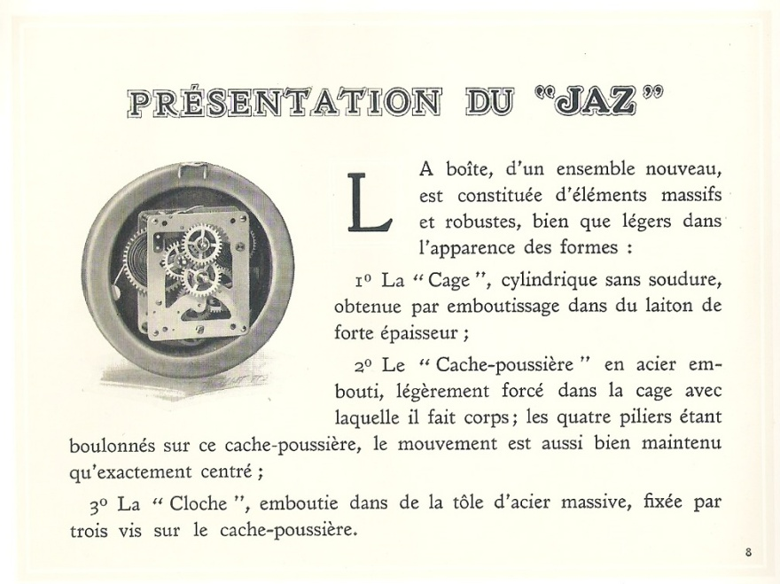 Prospectus 1923 page 8