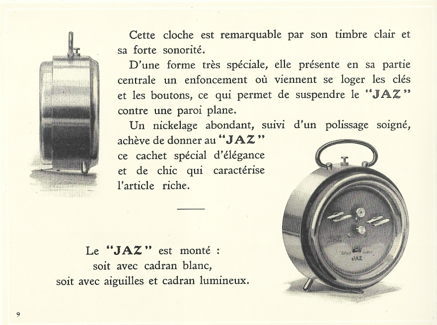 Prospectus 1923 page 9