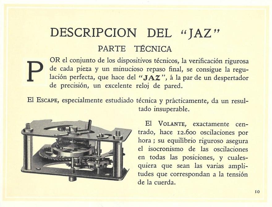 prospectus espagnol page 10