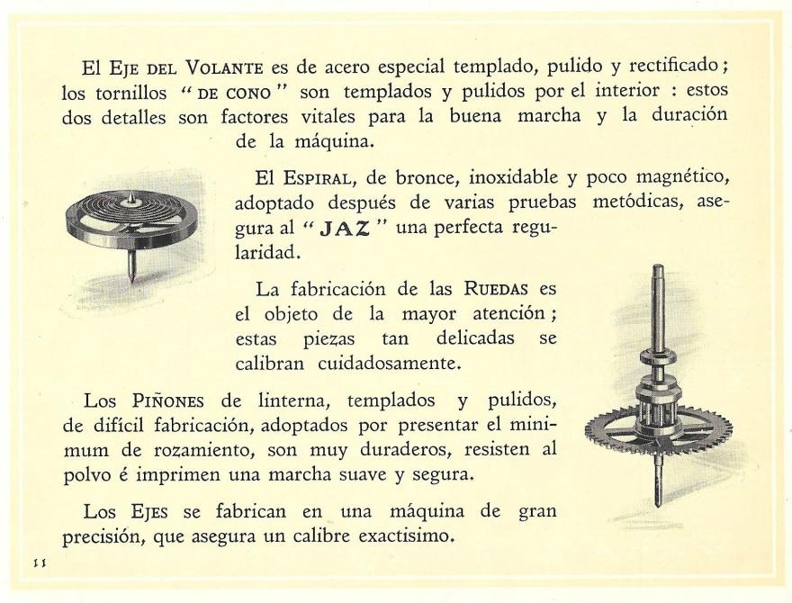 prospectus espagnol page 11