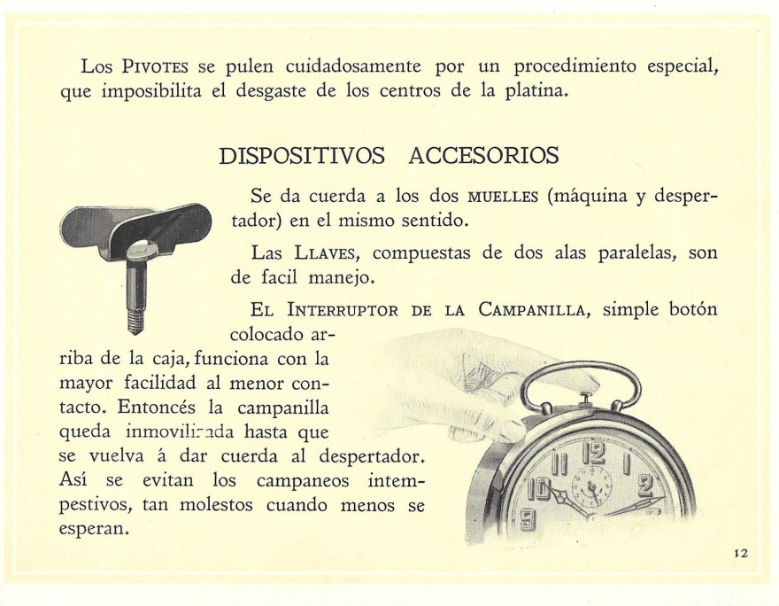 prospectus espagnol page 12
