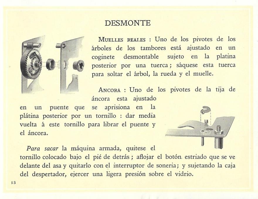 prospectus espagnol page 13