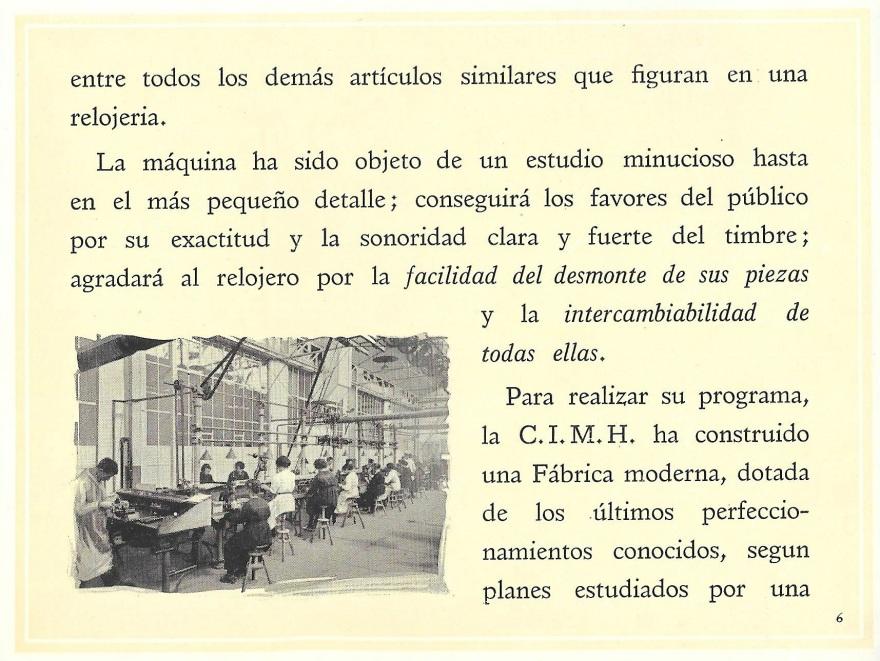 prospectus espagnol page 6