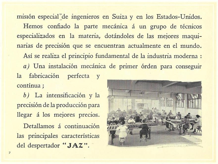 prospectus espagnol page 7