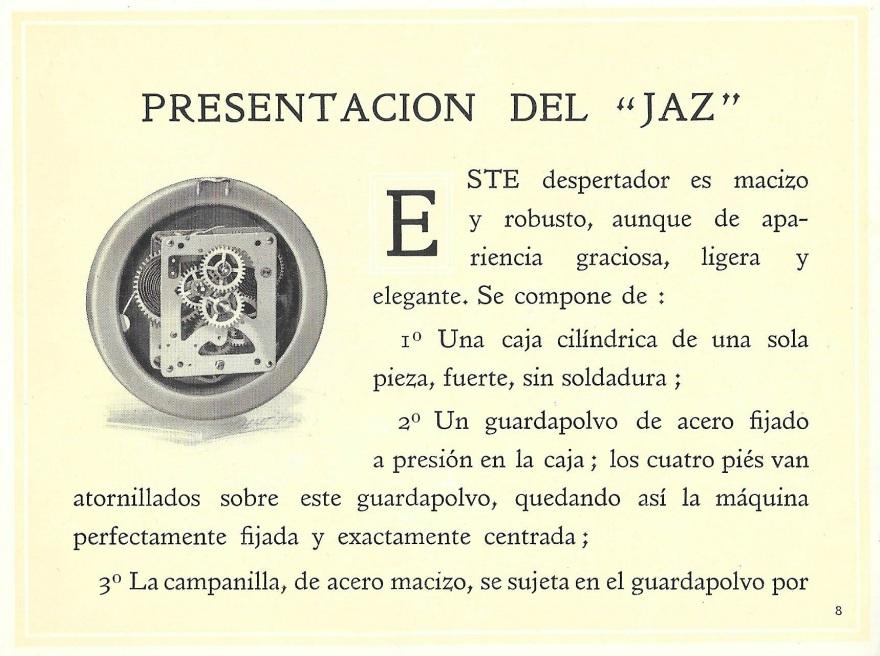 prospectus espagnol page 8