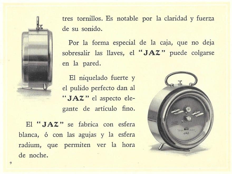 prospectus espagnol page 9