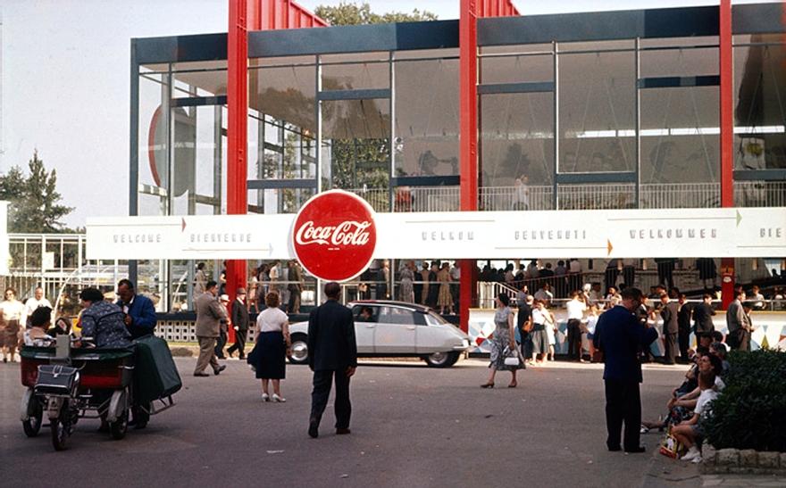 pavillon coca cola