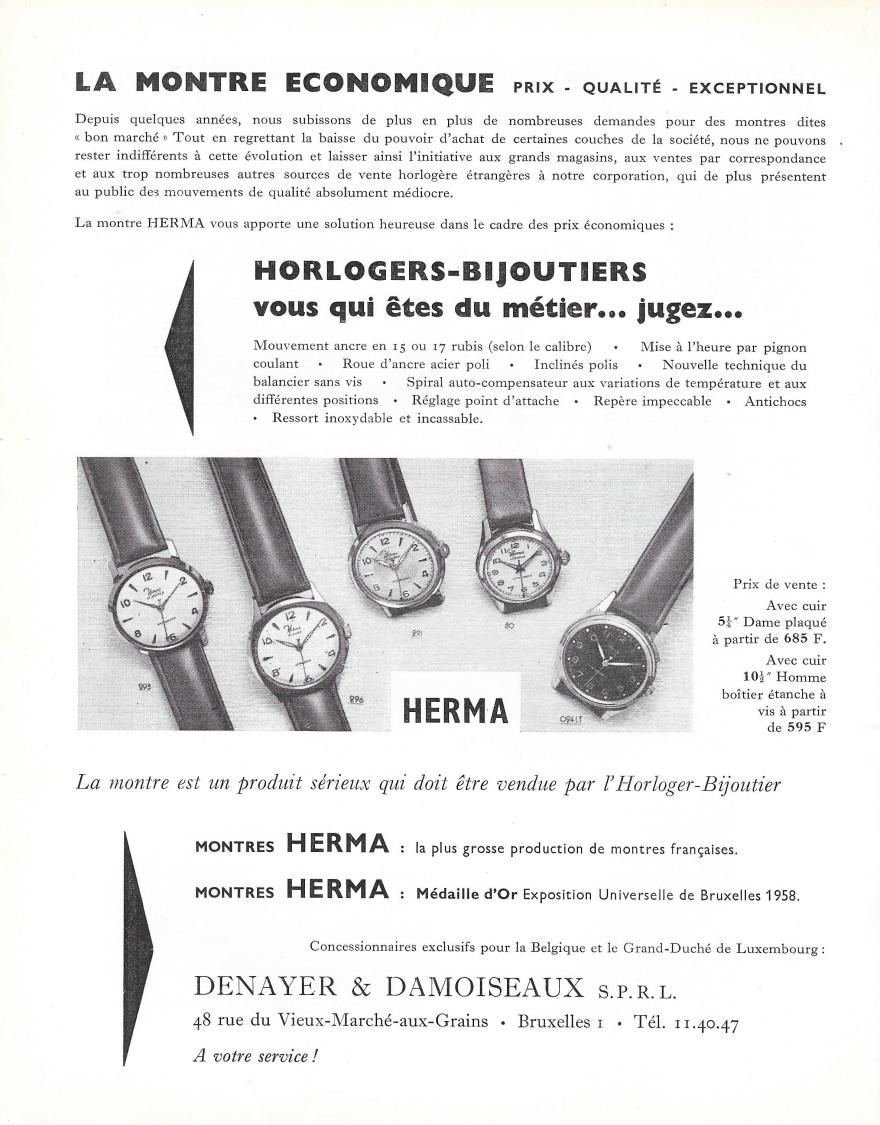 TECHNICA n°157 Août 1959 page 416