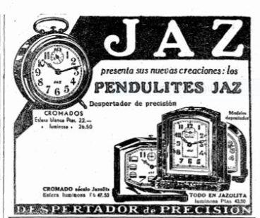 ABC journal espagnol 1933