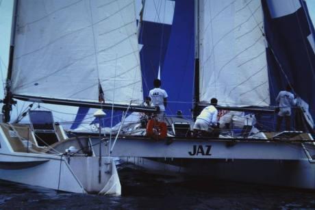 catamaran jaz