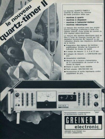 Greiner electronics
