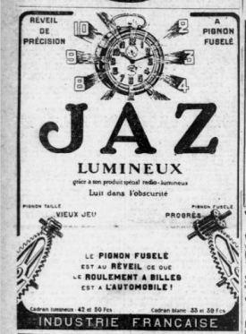 L'ouest eclair 23 novembre 1925