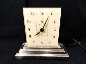 telechron 1930 GE Art Deco
