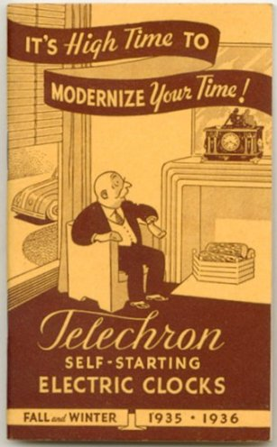 telechron 1935
