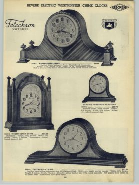 telechron 1938