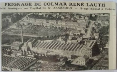 Lauth Colmar 1929