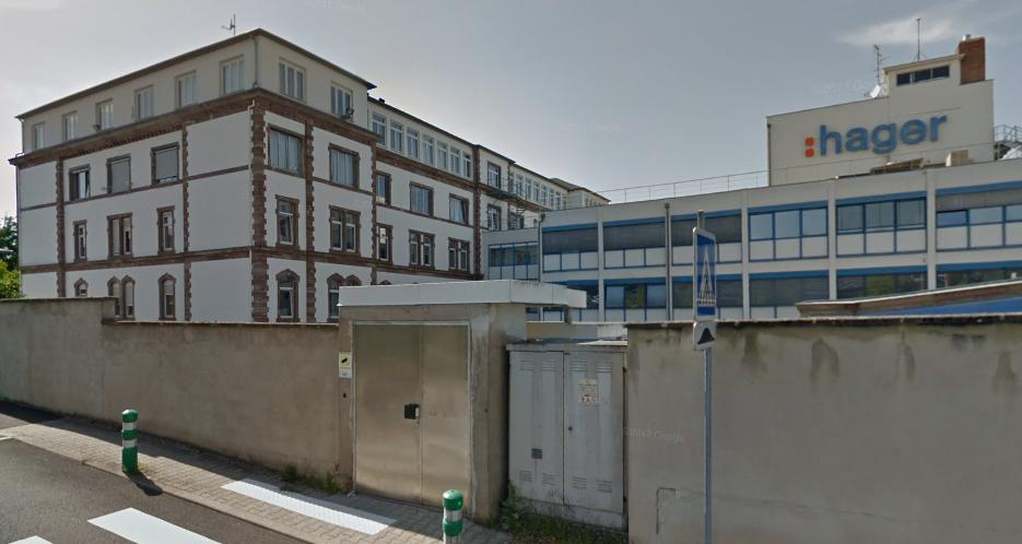 usine La vedette 31 rue la vedette