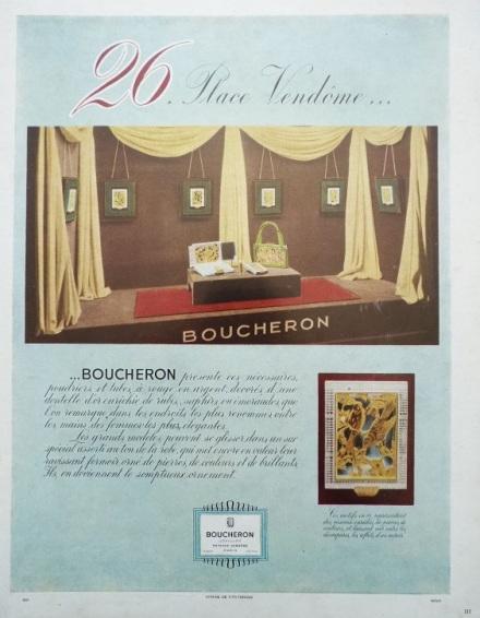 vitrine boucheron