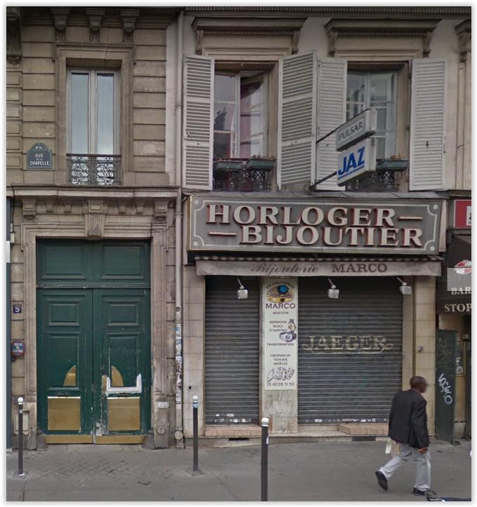 5 rue de la Chapelle