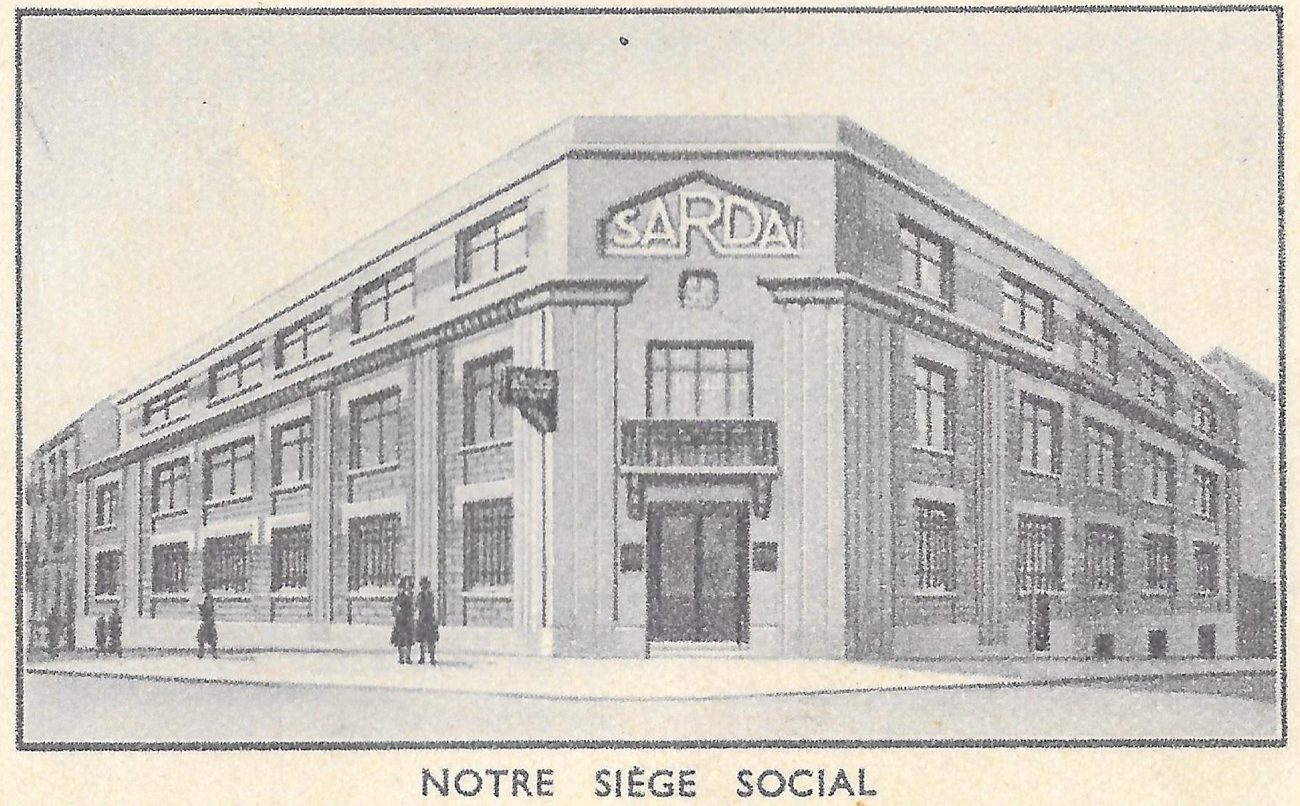 Sarda boulevard Carnot