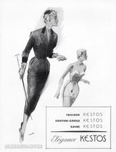 1953 -kestos-