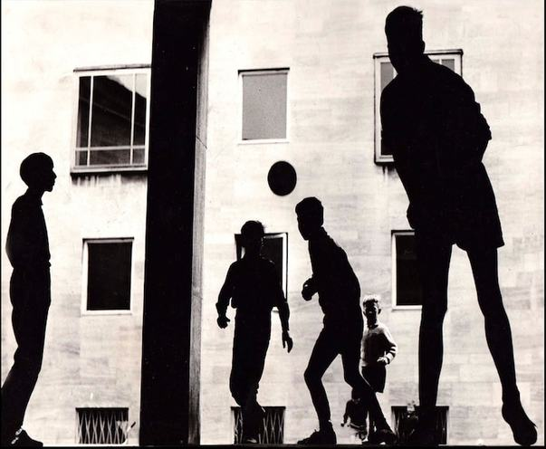foot de rue 1962