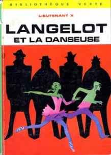 Langelot Danseuse