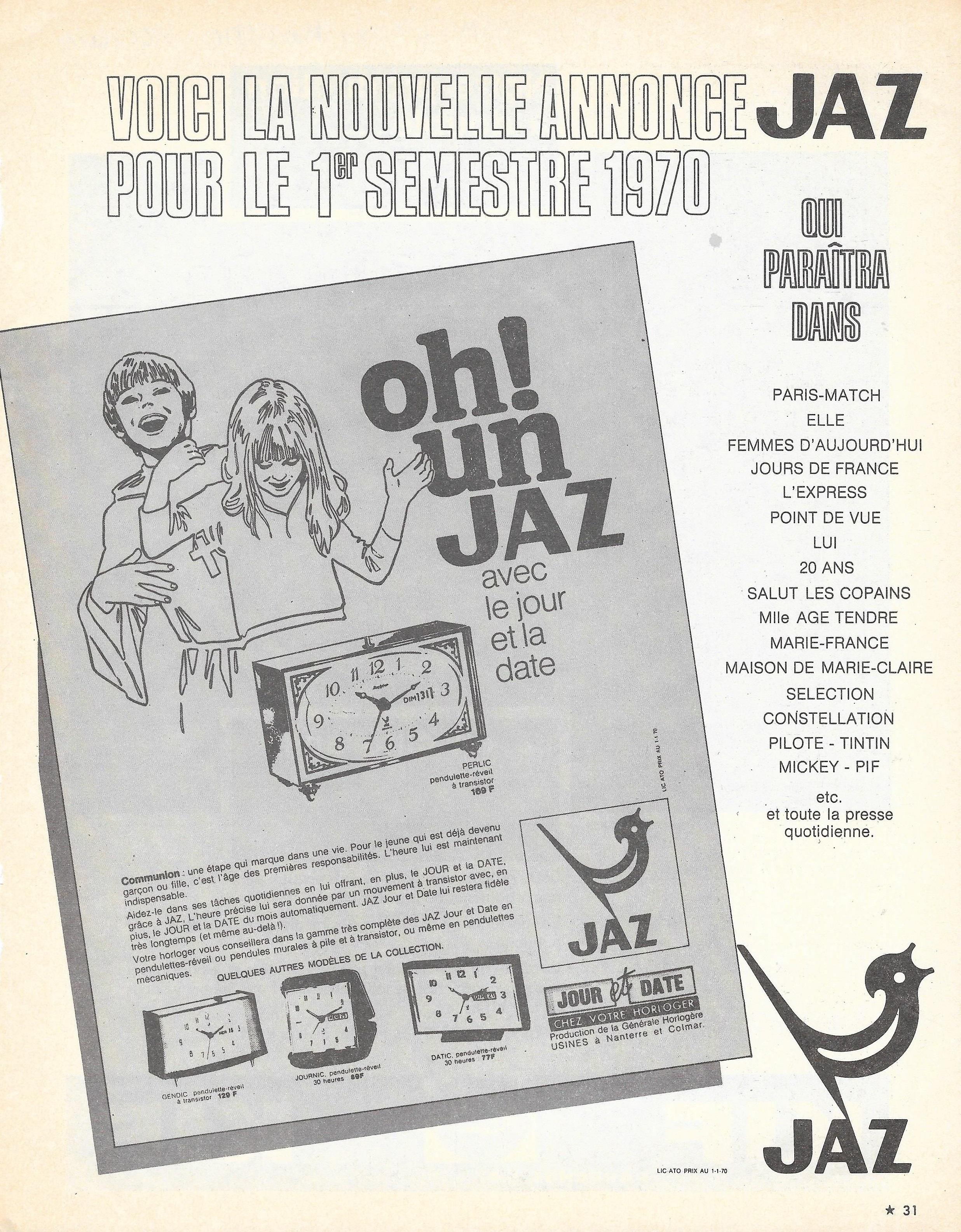 1970 la Vie des Métiers mars 1970 24° année n°281
