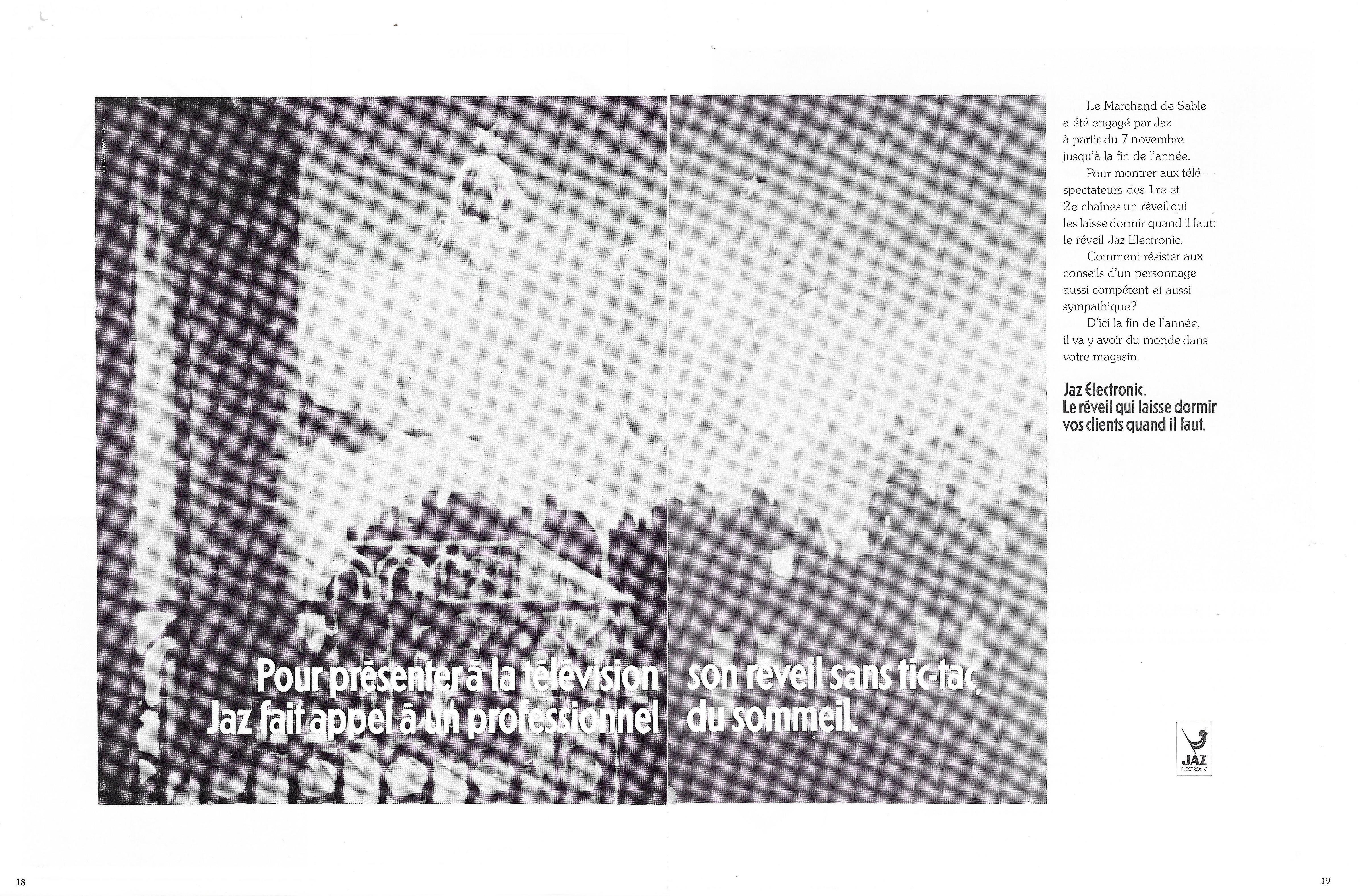 1973 La France Horlogère n°337 novembre 1973 page 18 et 19