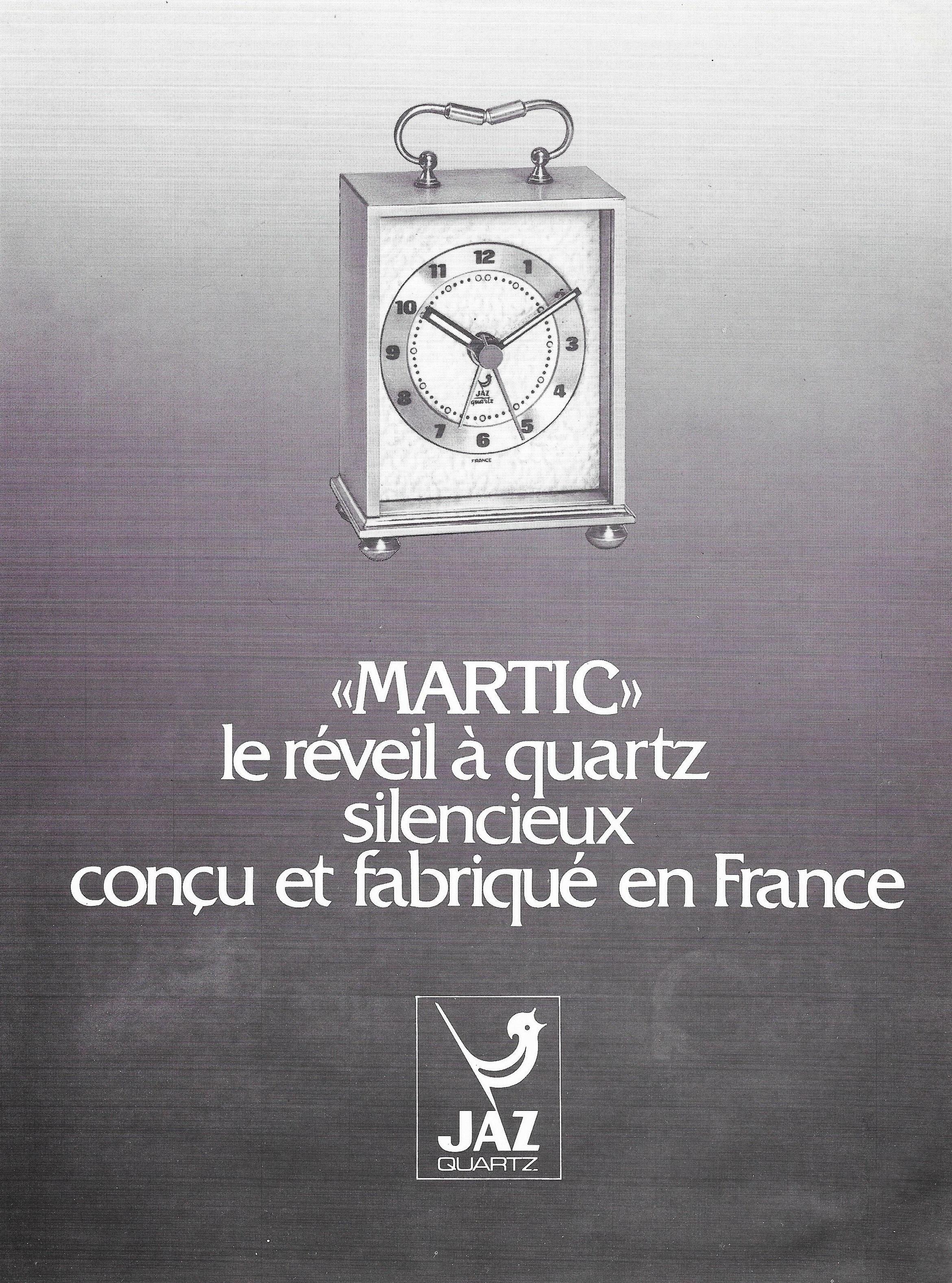 1978 La France Horlogère juin 1978 extrait